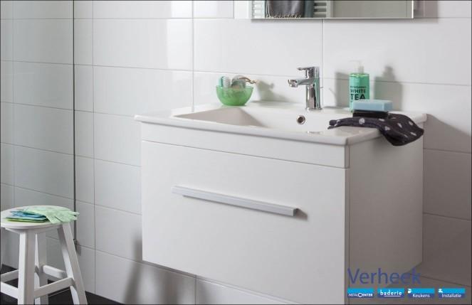 Baderie Sanitair Badkamer : Badkamers en toiletten verheek winschoten