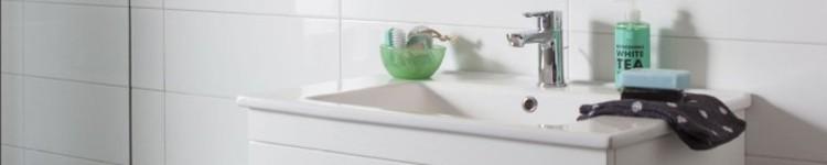 Badkamers en toiletten - Verheek Winschoten